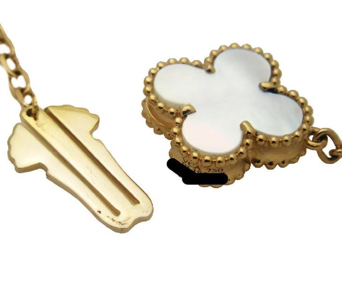 Van Cleef & Arpels Gold 12 motif Lucky Alhambra - 2
