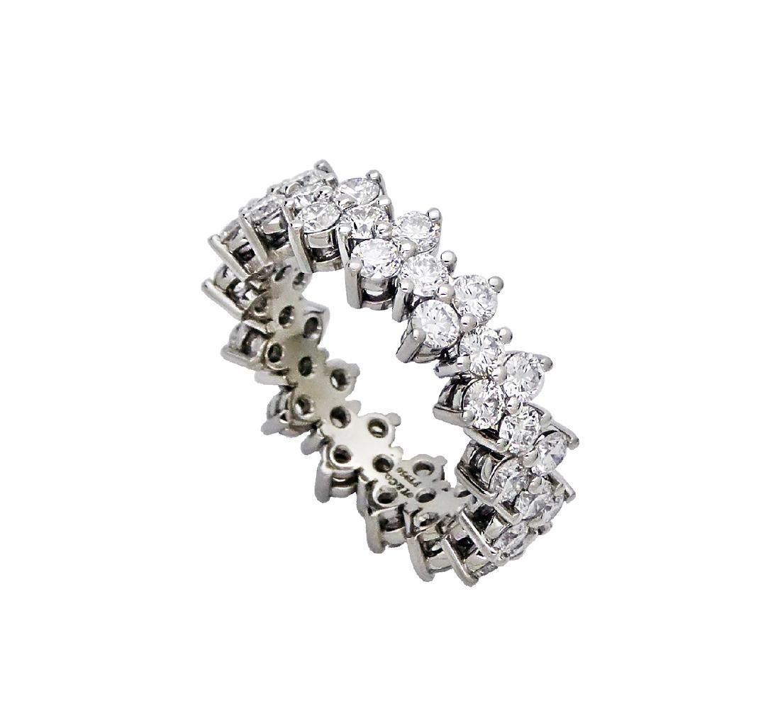 Tiffany & Co Aria Diamond Ring in Platinum 950 SZ6