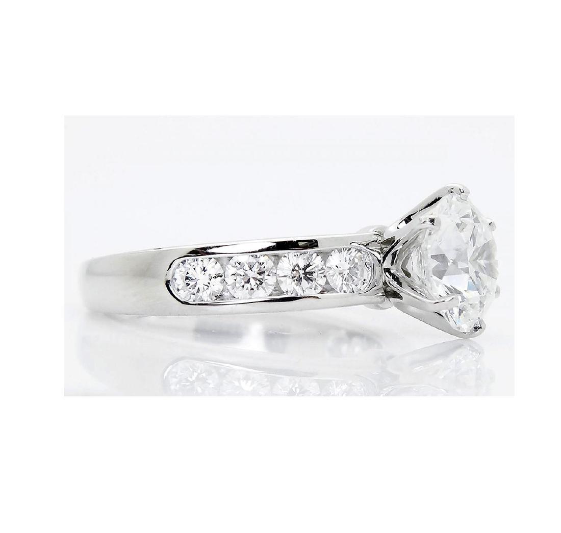 Tiffany & Co 950 2.19 VVS1 G Engagement Ring w/ GIA - 3