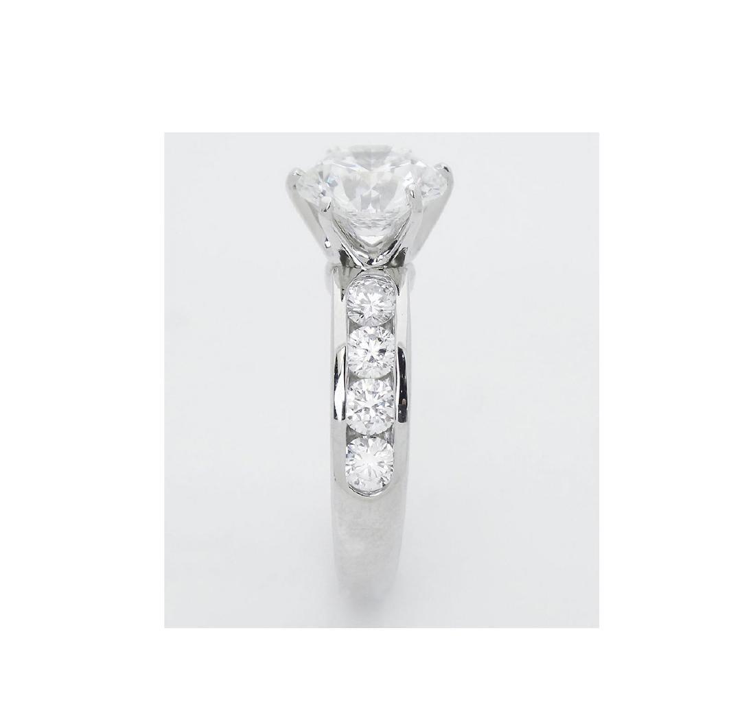 Tiffany & Co 950 2.19 VVS1 G Engagement Ring w/ GIA - 5