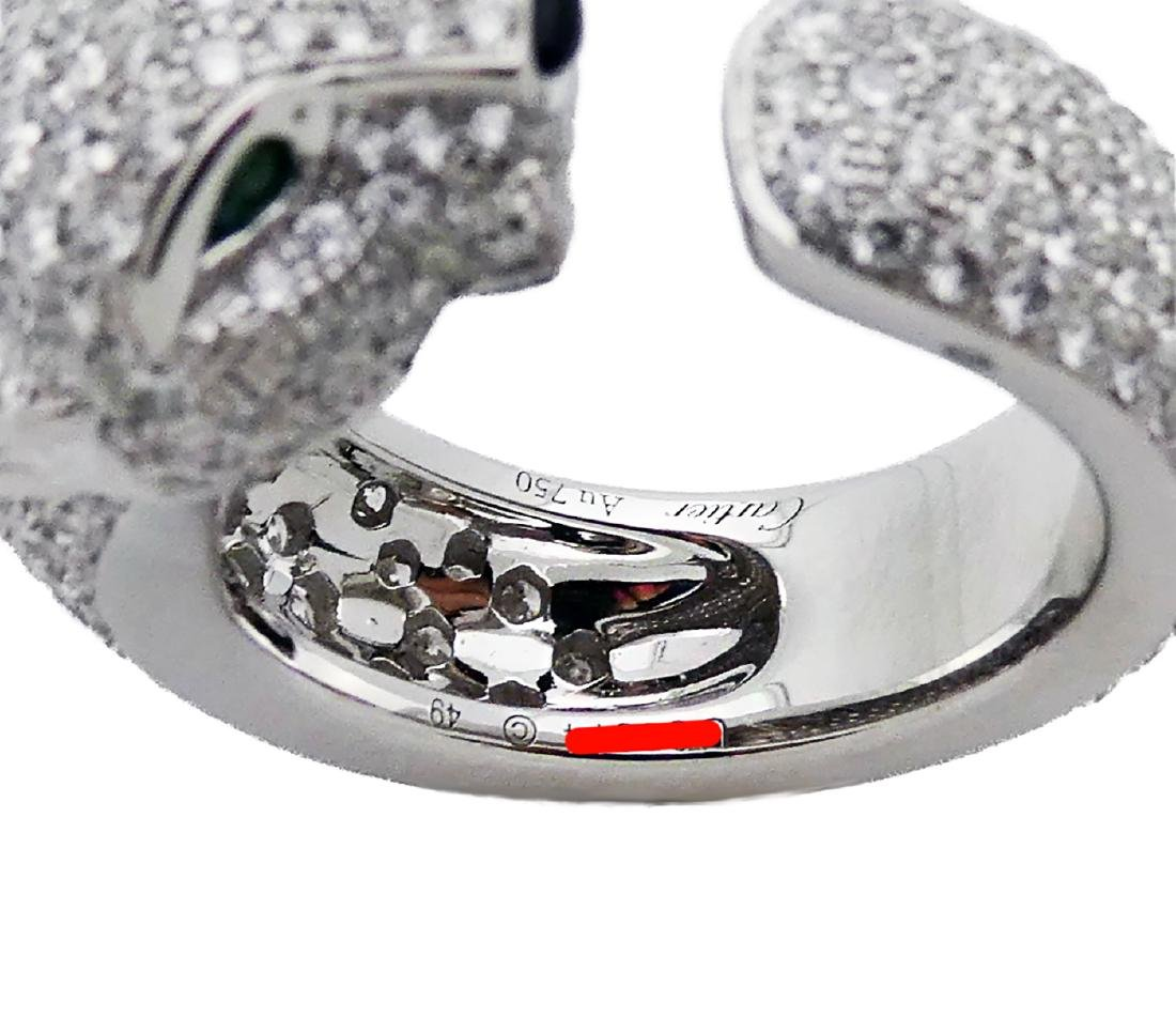 Cartier Panthere de Cartier Diamonds, Emeralds, Onyx - 2