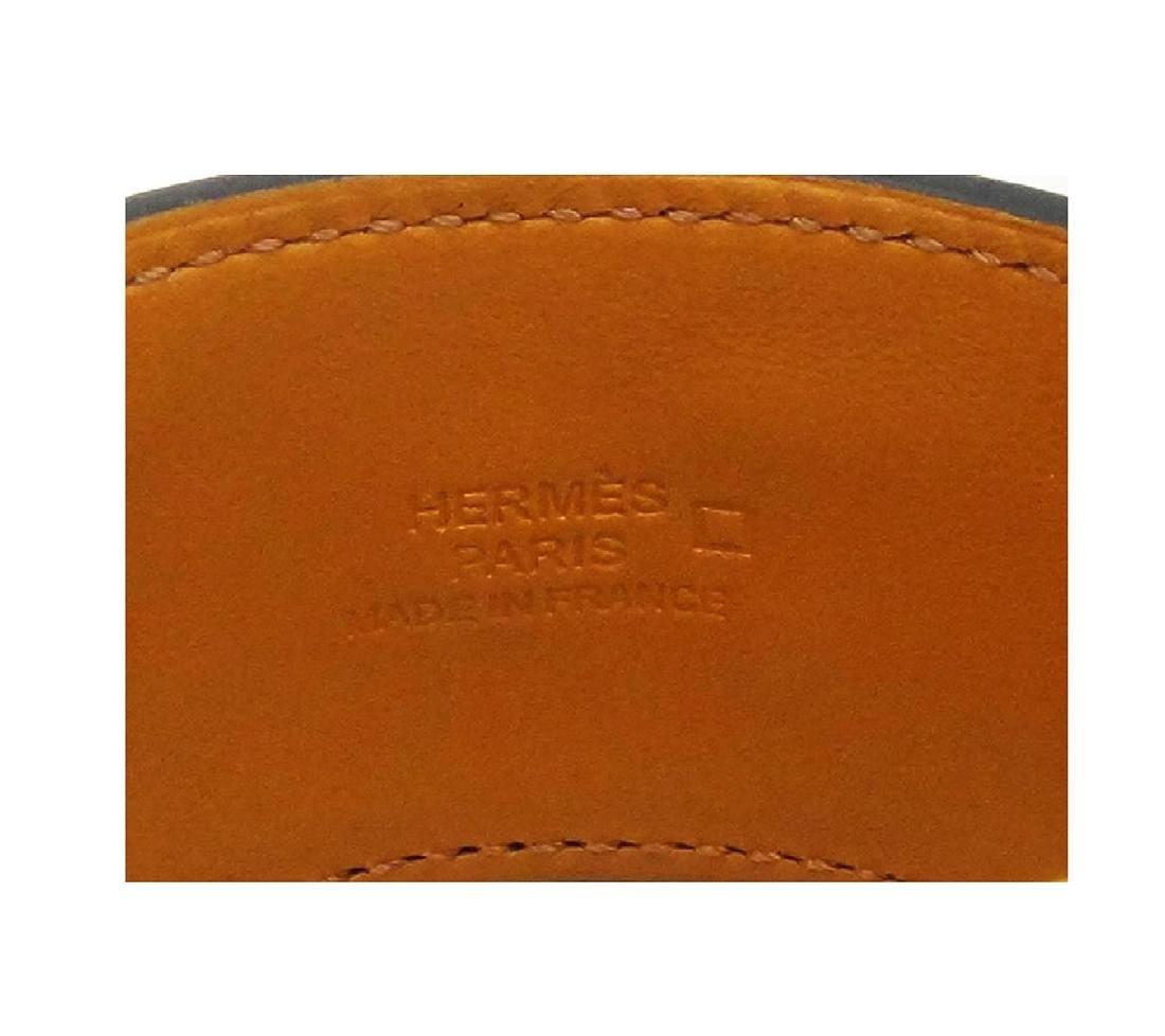 Hermes Collier de Chien Black Alligator Leather - 8