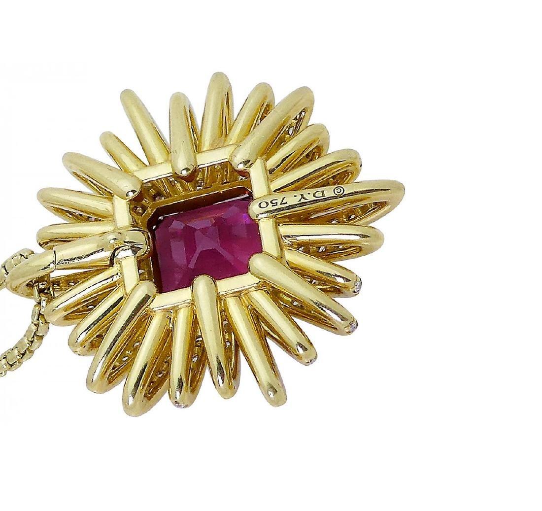 David Yurman 18k Starburst Collection Necklace - 3