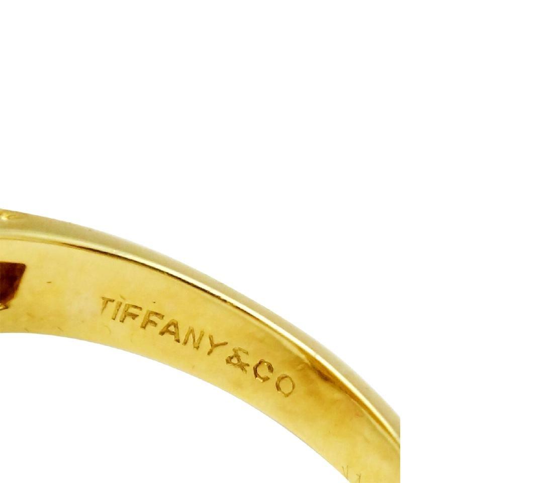 Tiffany & Co. 18K Gold GIA 2.51TCW Yellow Diamond Ring - 5