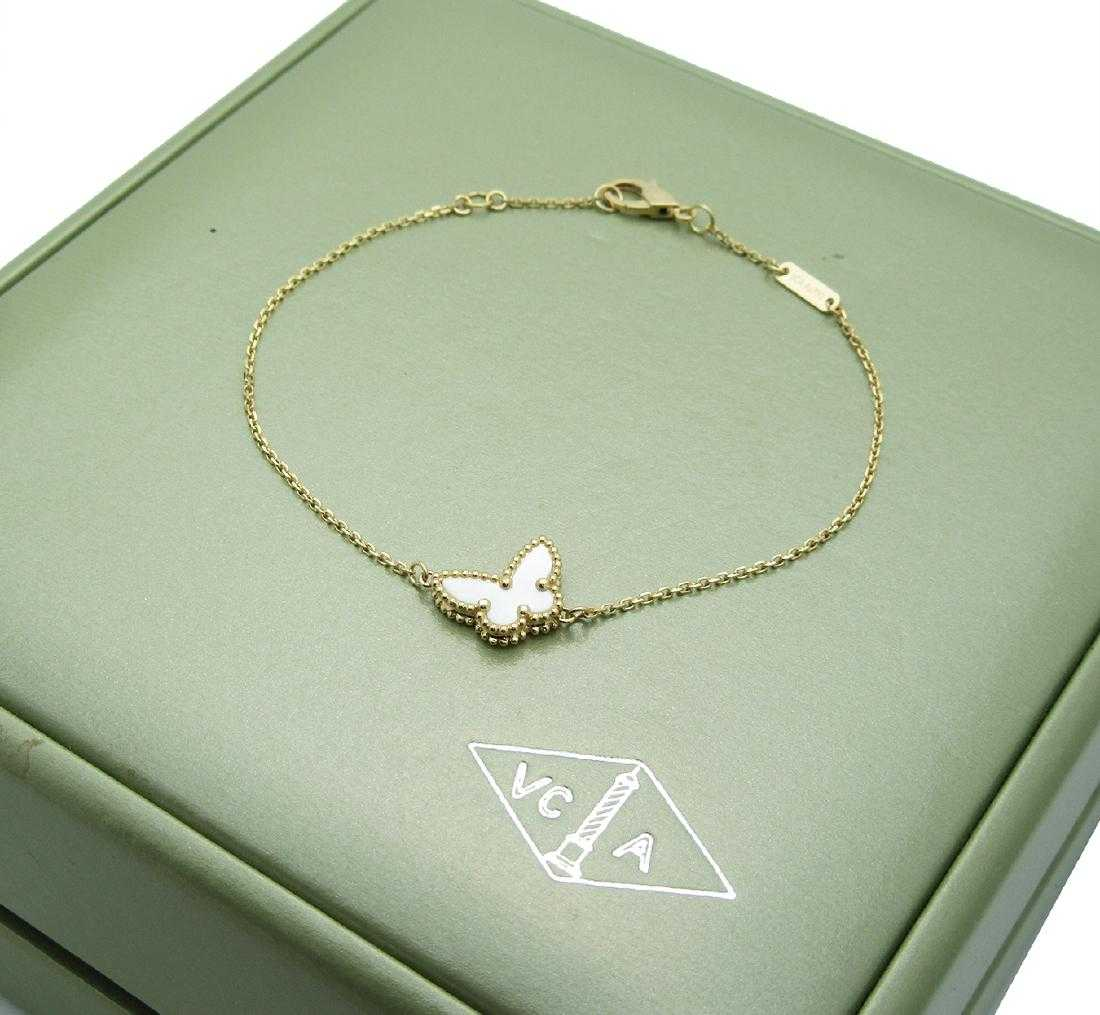 81b89419a16d4 Van Cleef   Arpels Sweet Alhambra butterfly bracelet