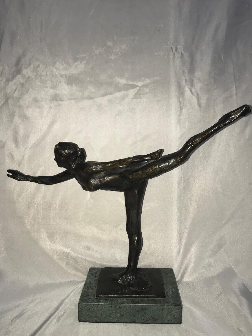 Edgar Degas French Bronze Sculpture