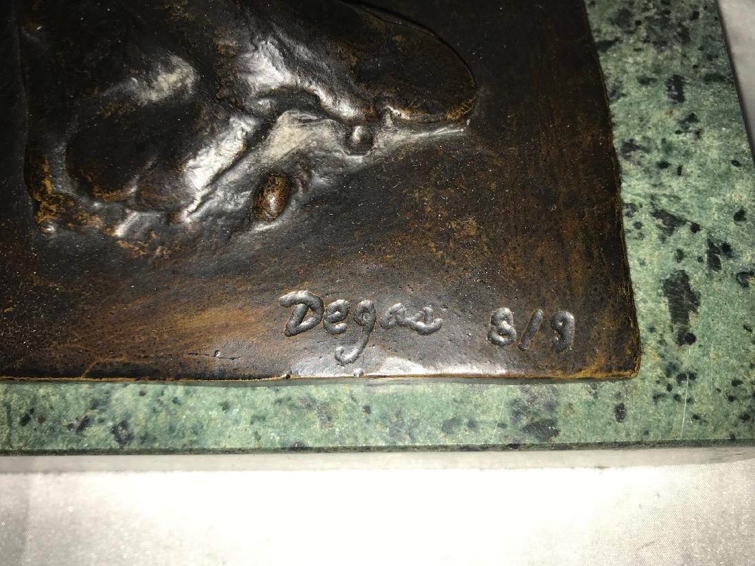 Edgar Degas French Bronze Sculpture - 4