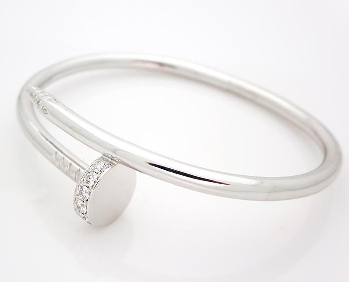 Cartier Juste Un Clou 18K Gold  Bracelet