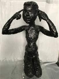 Lena Cronqvist Large Sweden Bronze Sculpture
