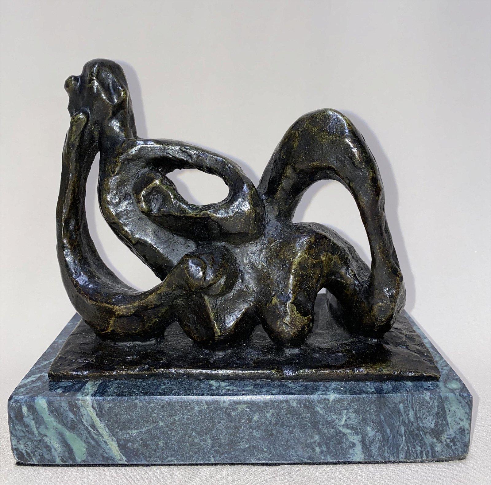 Lithuanian Bronze sculpture Jacoues Lipchitz