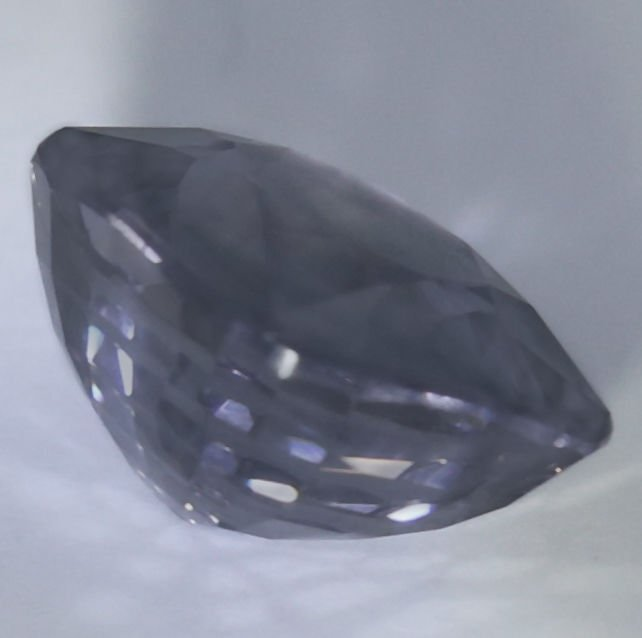 LOTUS Certified 3.02 ct. Grey Spinel - Untreated BURMA - 6