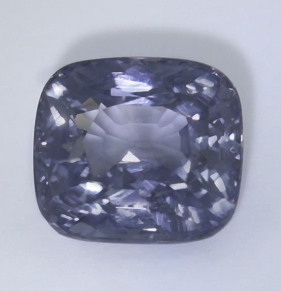 LOTUS Certified 3.02 ct. Grey Spinel - Untreated BURMA - 9