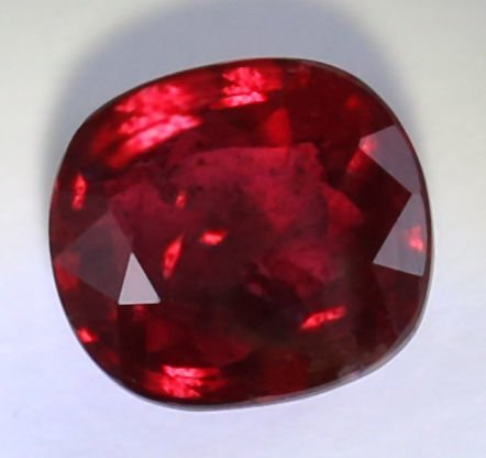 GIA Certified 1.02 ct. Untreated Ruby - MOZAMBIQUE