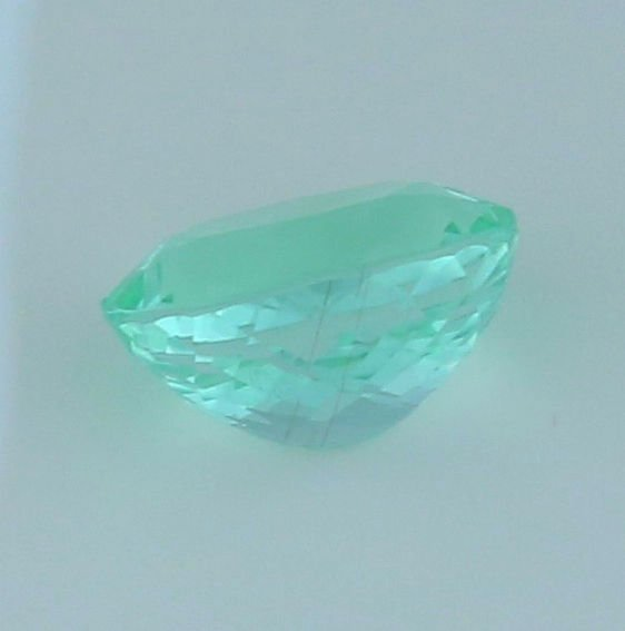 "GIA Certified 8.93 ct. Neon Green "" PARAIBA "" - BRAZIL - 5"