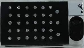 IGI Certified Sealed 197 Ct Diamond D Box UNTREATED