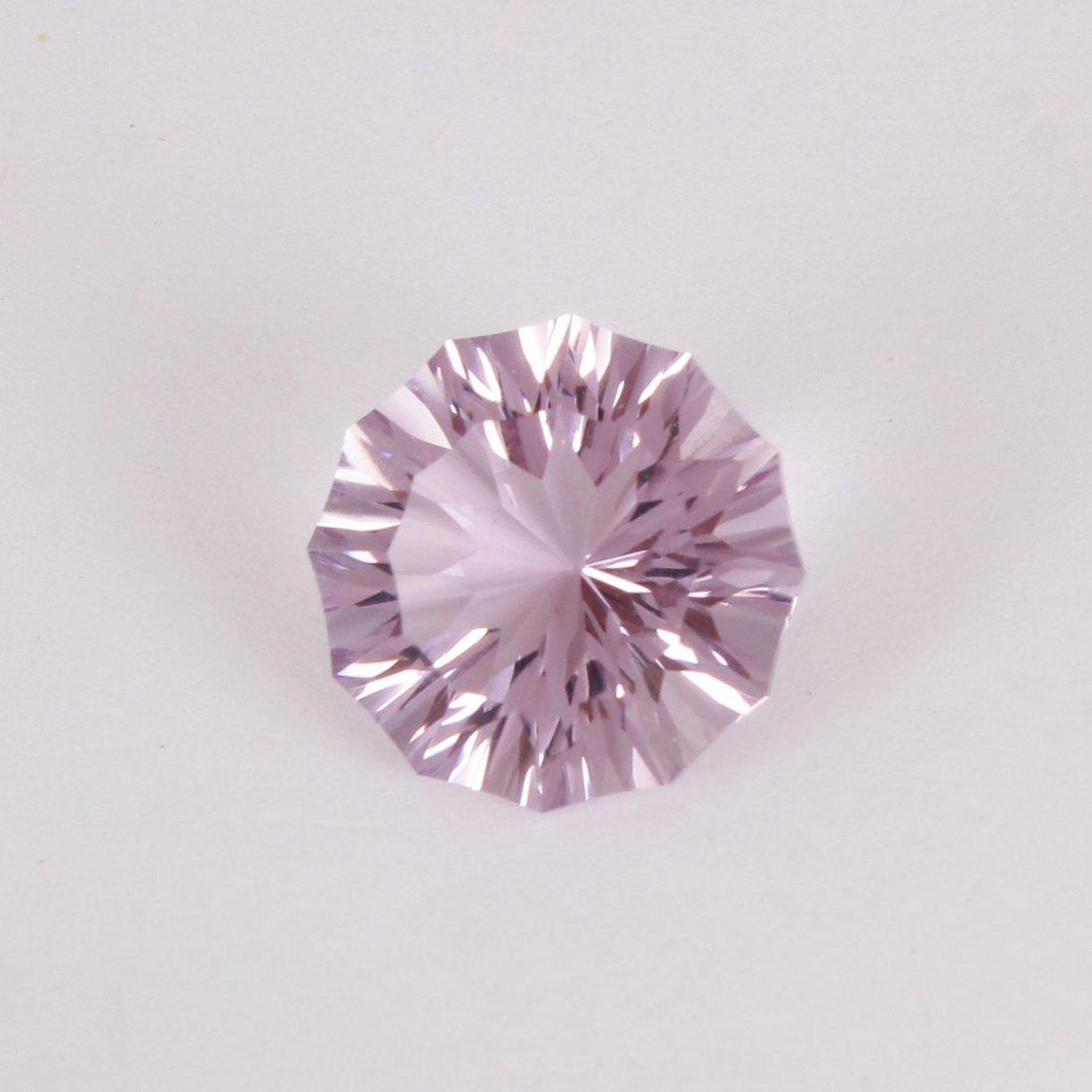 GFCO Cert. 7.97 ct. Pink Purple Amethyst - BRAZIL