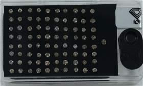 "IGI Certified Sealed 3.21 ct. Diamond ""D-Box"" UNTREATED"