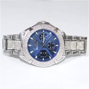 Versace Men's Diamond Watch