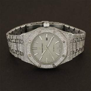 Audemars Piguet Men's Diamond Watch
