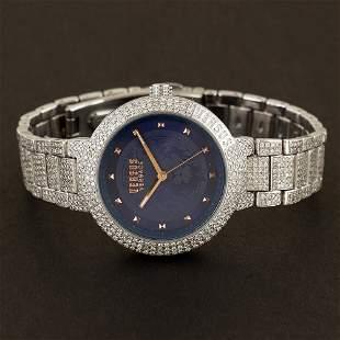 Versace Women's Diamond Watch