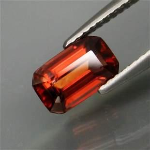 2.21 ct. Orange Zircon - TANZANIA