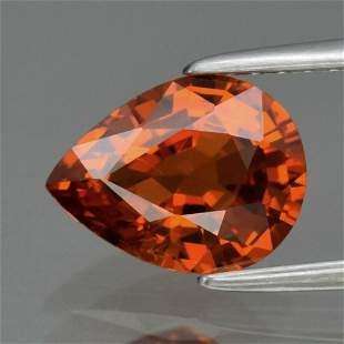 1.68 ct. Unheated Orange Spessartite Garnet - NAMIBIA