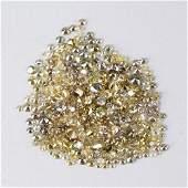 7.77 ct. Fancy Mix color Diamond Lot - UNTREATED