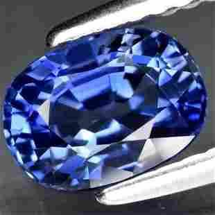 GIA Certified 1.40 ct. Blue Sapphire - SRI LANKA