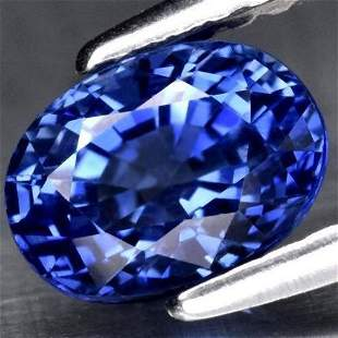 GIA Certified 1.36 ct. Royal Blue Sapphire - MADAGASCAR
