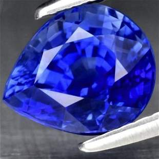 GIA Certified 2.24 ct. Royal Blue Sapphire - Madagascar