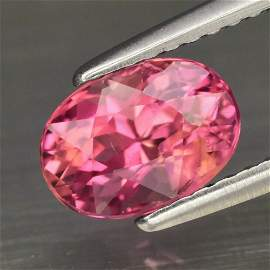 1.45 ct. Natural Unheated Pink Tourmaline - MOZAMBIQUE