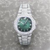 Patek Philippe Nautilus Diamond Watch