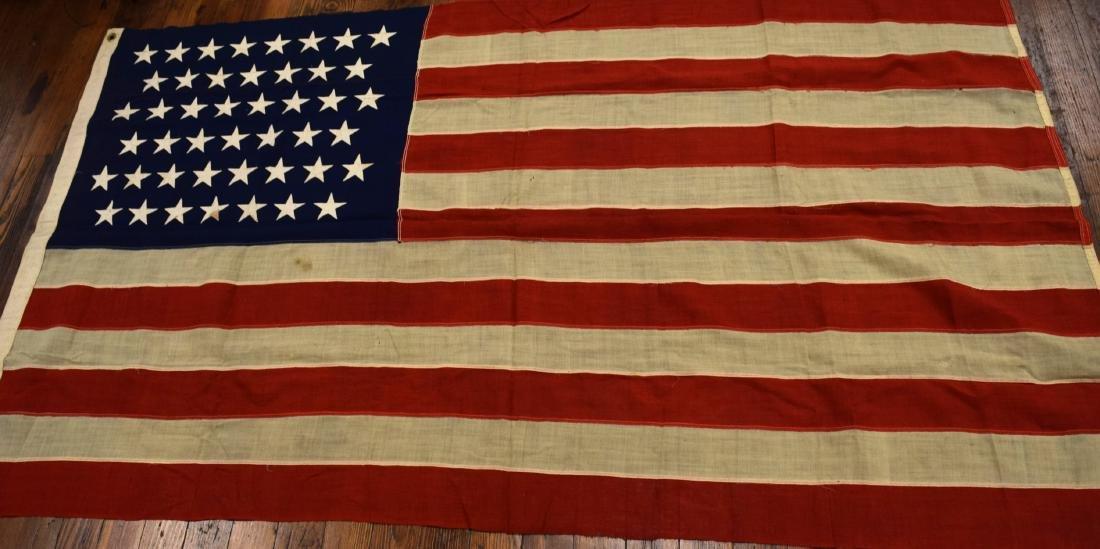 US. 45 STAR FLAG: