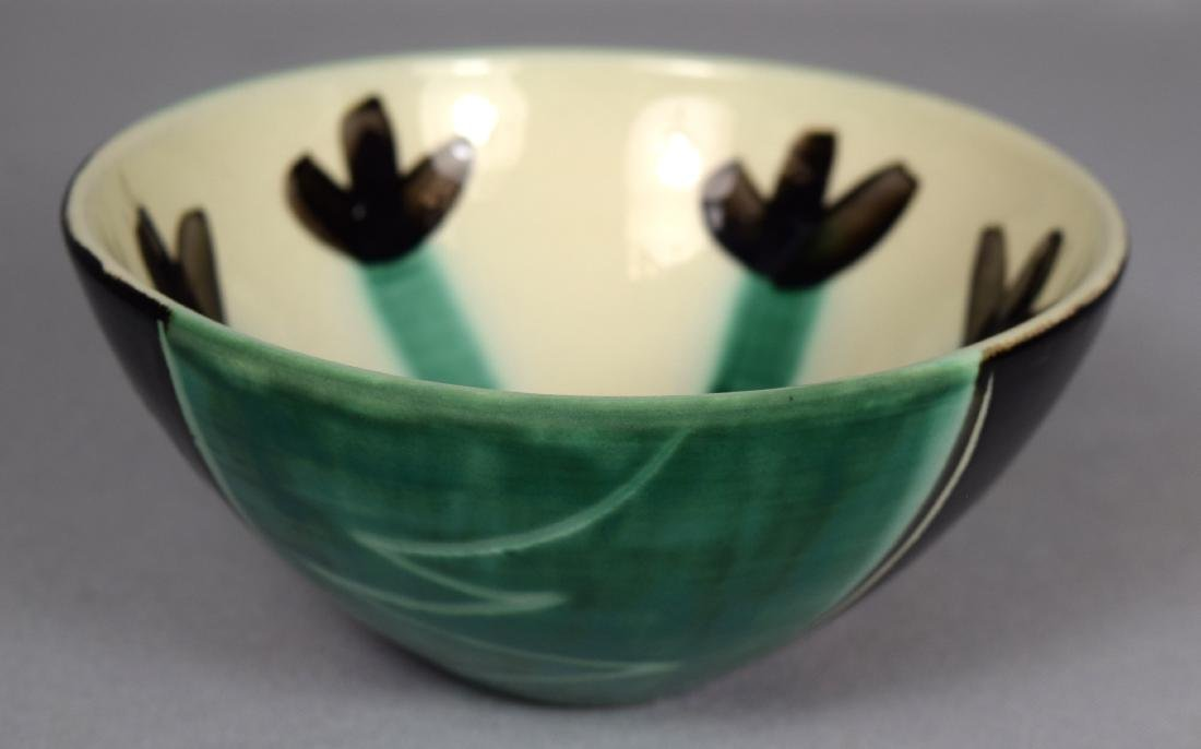 PABLO PICASSO EARTHENWARE VISAGE FACE BOWL: - 6