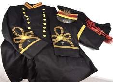 WORLD WAR 1 UNITED STATES MEDICAL OFFICERS DRESS BLUE