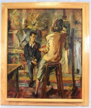 BORIS PASTOUKHOFF RUSSIAN - FRENCH 1894-1974