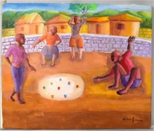 DIEUDONNE CEDOR HAITIAN 1925-2010