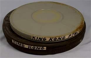 KING KONG 16MM FILM MOVIE