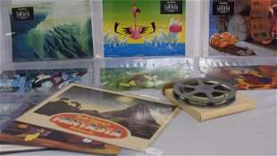 DISNEY MOVIES LOBBY CARDS & ETC.