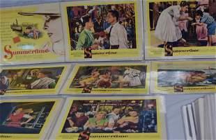 KATHERINE HEPBURN LOBBY CARDS: