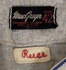 207: 1954 Pee Wee Reese Dodgers Game-Used Uniform - 3
