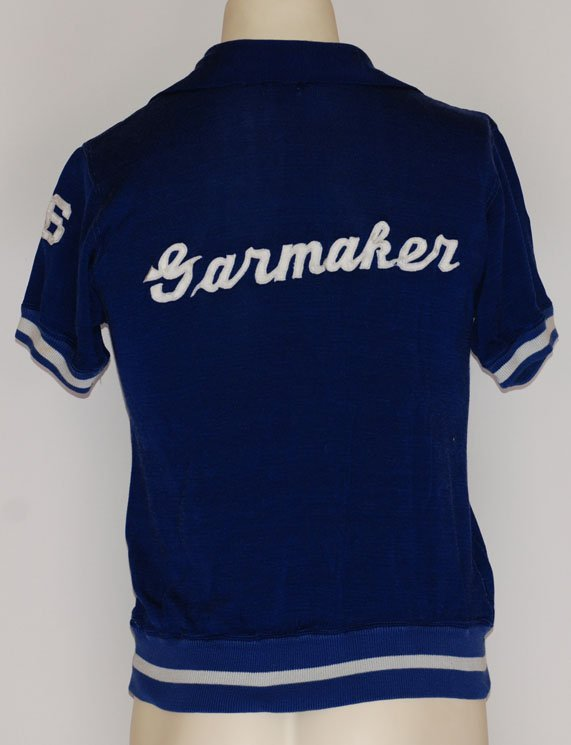 18: Late 1950s Dick Garmaker Minneapolis Lakers Worn Sh