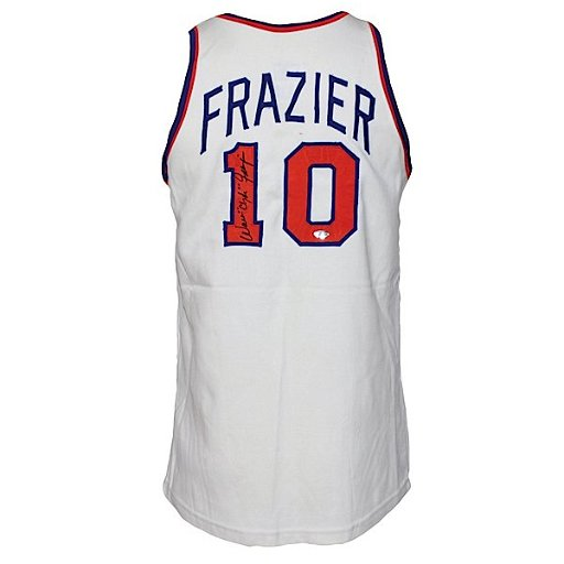 pretty nice c9573 85250 31: Early 70s Walt Frazier NY Knicks Game-Used Jersey
