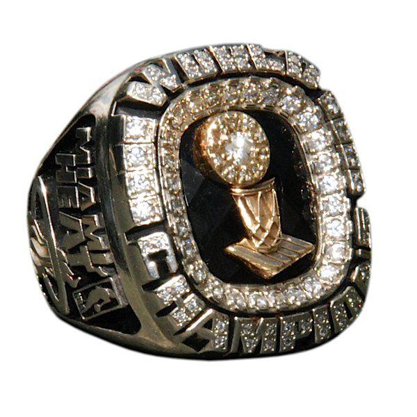 2006 Miami Heat World Championship Ring