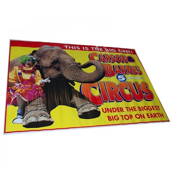 10: Lot of Circus Posters (3)