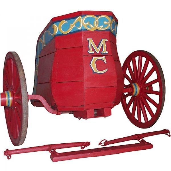 17: Vintage Circus Chariot