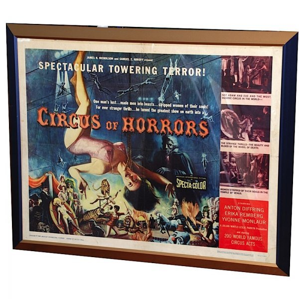 18: Zombies of the Stratosphere & Circus of Horrors