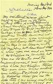 Hoard of James Naismith Letters from the Family Archive