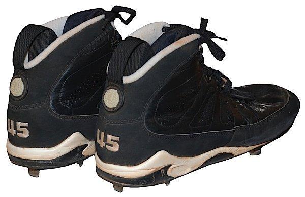 1994 Michael Jordan Scottsdale Scorpions Game-Used Comp - 8