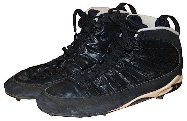 1994 Michael Jordan Scottsdale Scorpions Game-Used Comp - 9